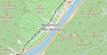 Wachau Karte.Hofmeisterei Hirtzberger Restaurant In Wösendorf In Der Wachau