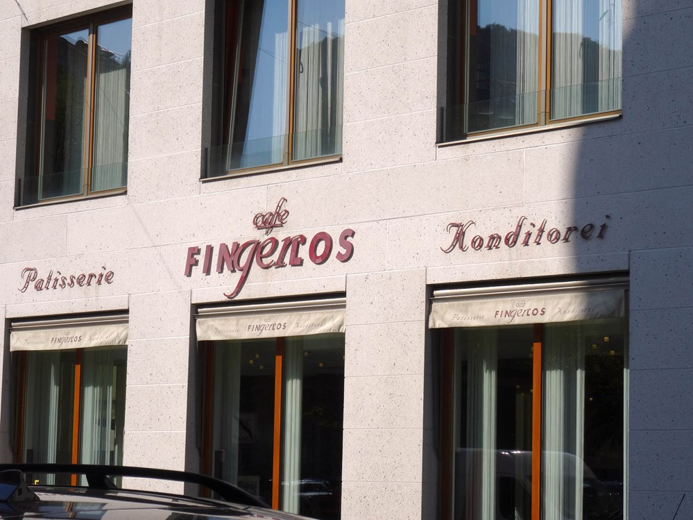 Restaurant: Cafe Fingerlos