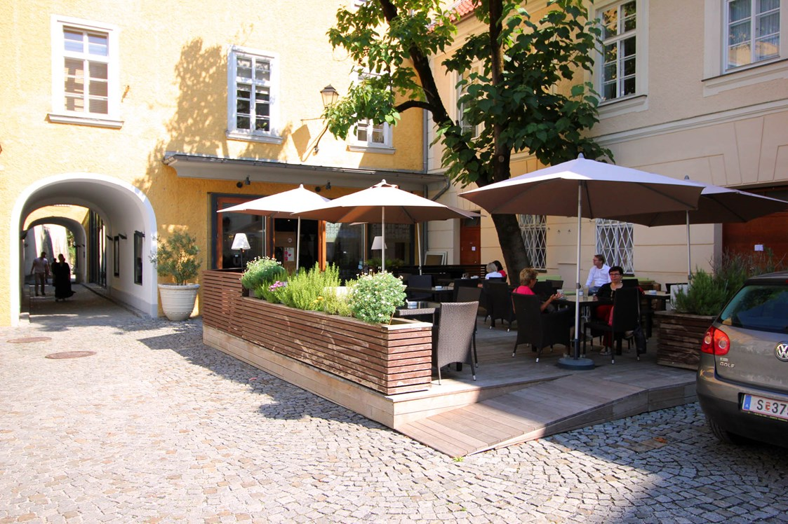 Restaurant: Coffee-House Salzburg