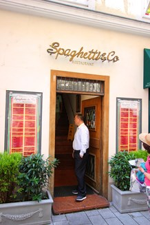 Restaurant: Spaghetti & Co.
