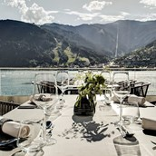 Restaurant - SEENSUCHT - Restaurant direkt am See in Zell am See