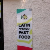 Restaurant - La Pirana Latin American Fast Food