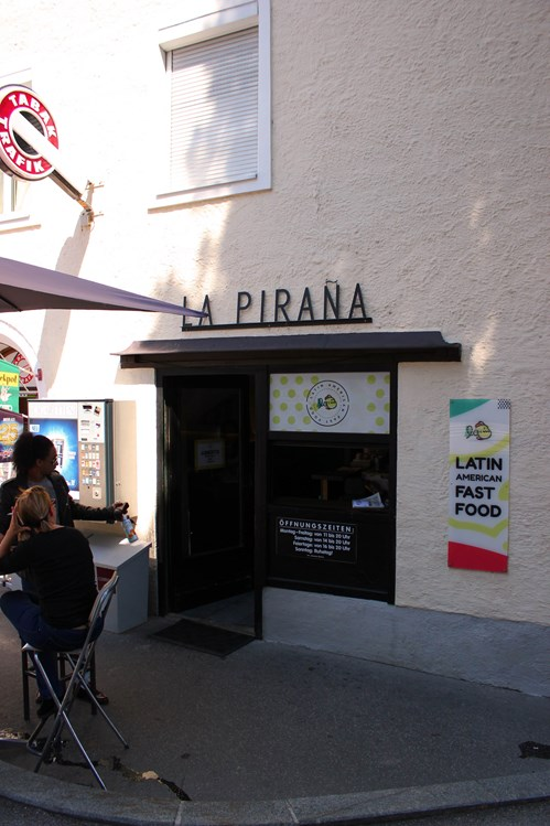 Restaurant: La Pirana Latin American Fast Food